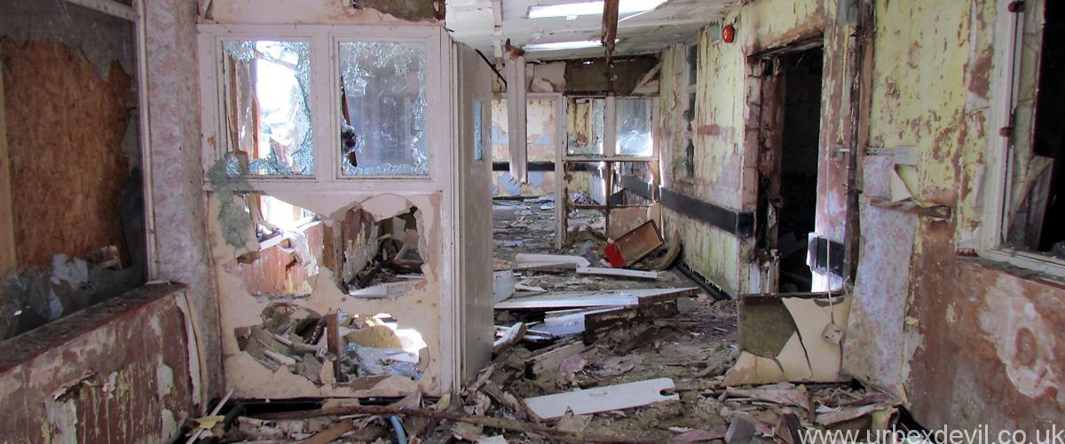 Harperbury Asylum