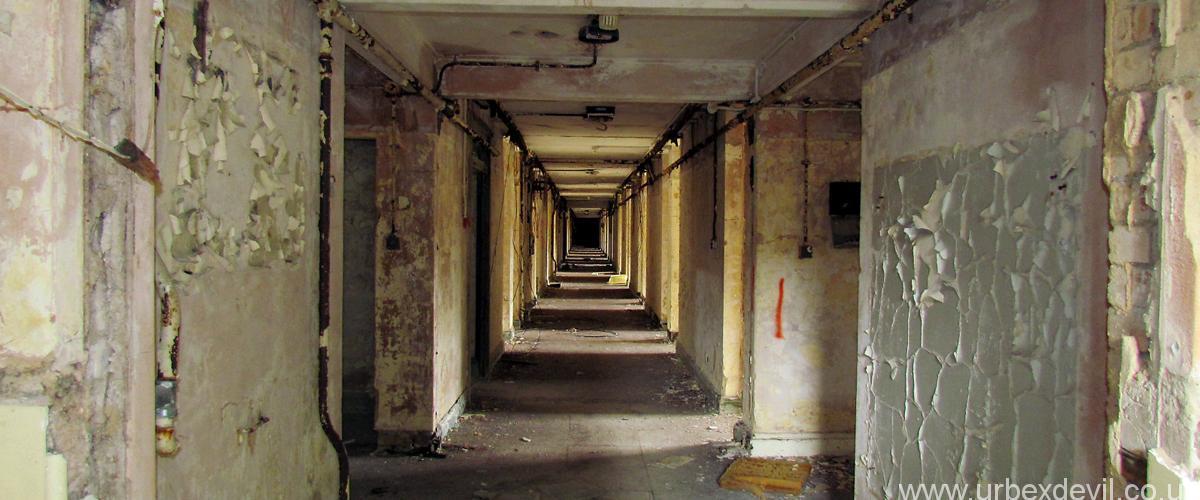 Napsbury Hospital