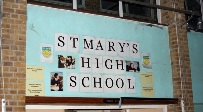 St Marys CE High School