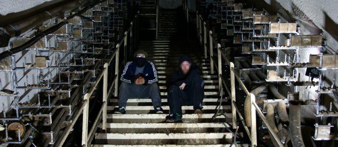 RAF Bawdsey R3 ROTOR Bunker