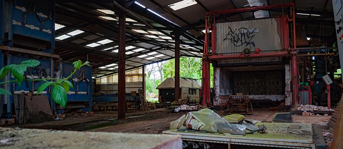 Selborne Brickworks